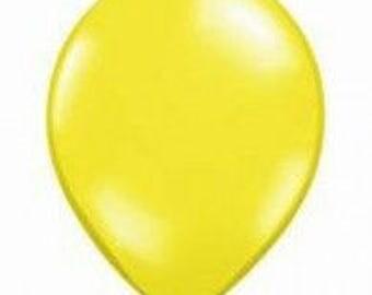 28cm Jewel Citrine Yellow