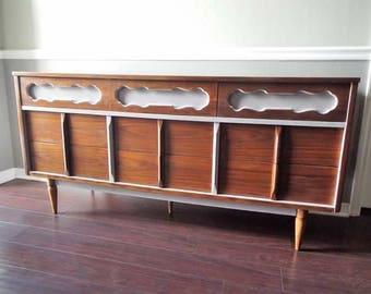 Sold- Mid-century modern dresser
