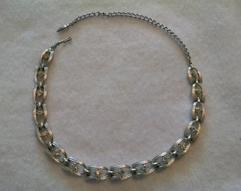 Coro choker necklace