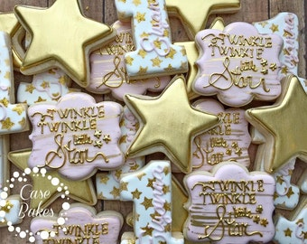 Twinkle Twinkle little star first birthday