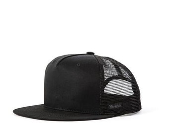 Filipacchi Trucker Hat - Black