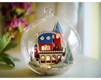 Alice's Mini Dream Castle Dollhouse