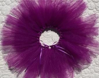 Baby Tutu - Purple (3-6 months)