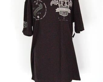 Vintage Fox Racing Moto Team Shirt (NWT)
