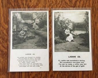 LADDIE Poems