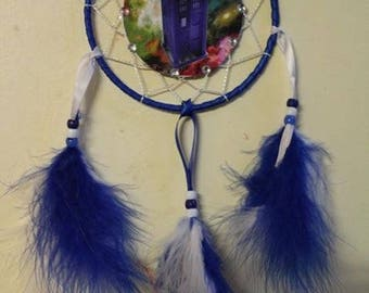 Dr Who Dream Catchers