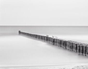 "FineArt print ""minimal Beach II"""