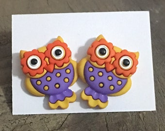 Bright Old Owl