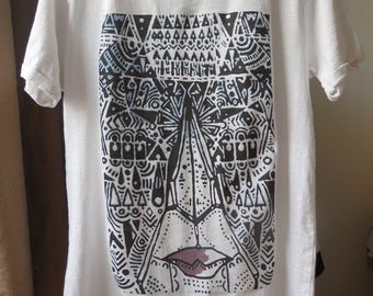 T-Shirt feat. Slavaki - Daydreaming LP Artwork