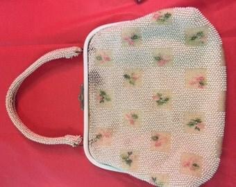 Beaded handbag