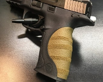 M&P Custom Stippled Backstrap