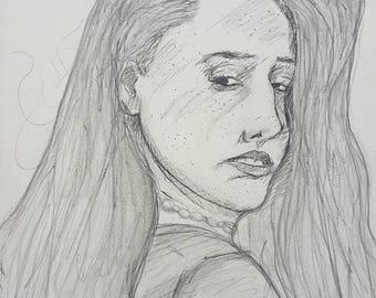 Madi - art by Elizabeth
