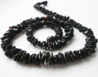 Naturally a rich, deep color of Malbec Red, Dark Cherry Baltic Amber Necklace 5-10mm Bernstein Beads