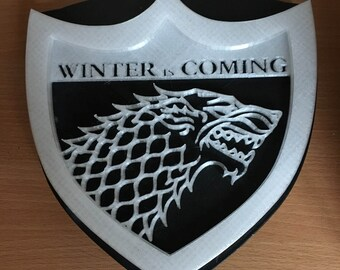 Lampe Stark Game of Thrones 3D print. Lamp Stark Game of Thrones 3D print