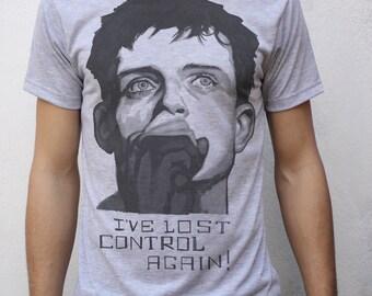 Ian Curtis T shirt