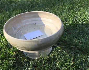 Large bowl.