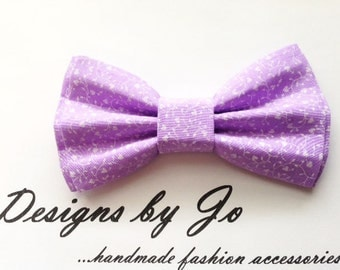 Bow Tie,Mens Bow Tie, Lavender Bow Tie, Suit Bowtie, Prom Bow Tie, Wedding Bow Tie, Mens Fashion Accessories, Bow Tie, Mens Bowtie M649