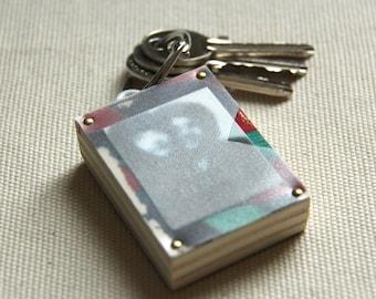 Keychain photo