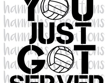 Volleyball dxf, svg, png download