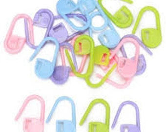 knit/crochet stitch markers