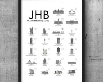 JHB An Architectural City Guide