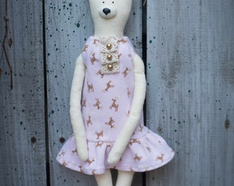 Gentle Gerda     (Toy from our magic forest)