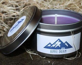 Hippie Dream Soy Candle