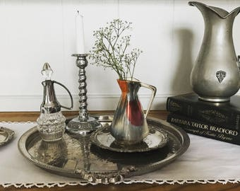 Vintage Mid-Century Retro Korsika Decor Bay Keramik Bud Vase/Jug