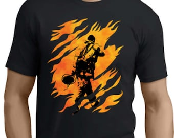 Firefighter t shirts Fighter Gifts For Him Fireman Shirt Firefighter T Shirts Firefighter Clothing Apparel Profession TShirt Mens