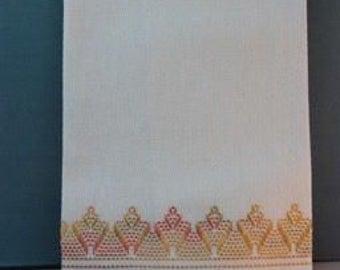 Handmade Swedish Weaving Tea Towel