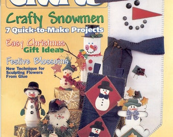 Quick & Easy CRAFTS - December, 1997