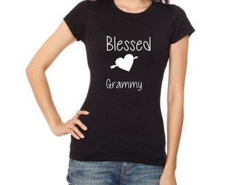 Blessed Grammy Shirt