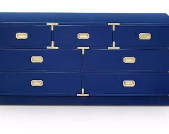 Navy Campaign Dresser Custom Built