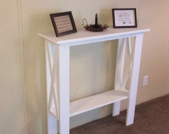 Primitive Sofa Table