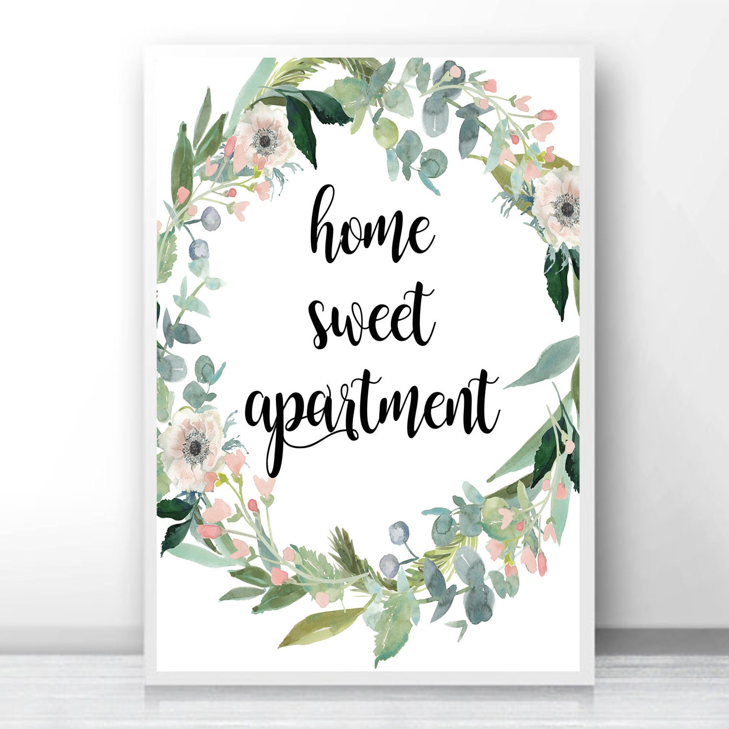 Home sweet apartment new apartment gift first apartment for Gifts for first apartment