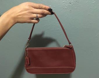 Coach 7758 Hand Bag * CUTE *