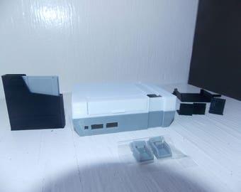 raspberry pi zero Mini NES Case
