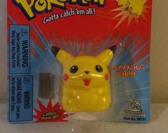 1990s Pikachu Stapler