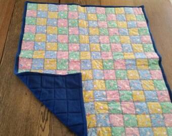 Handmade Dutch girl quilt