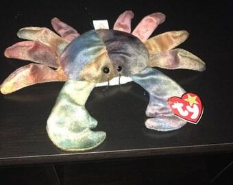 Claude the Crab Original Beanie Baby