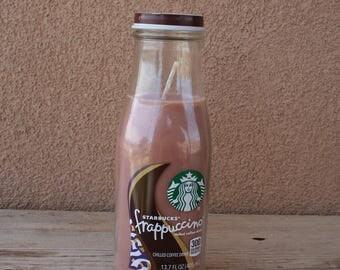 Mocha Coconut Frappuccino Coffee-scented candle, 13.7 oz, coffee-scented