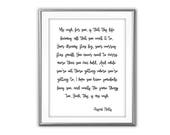 SALE-My Wish For You Song Lyrics-Digital Print-Wall Art-Digital Designs-Typography- Lyrics Printable- Literature Print-Country Music Lyrics