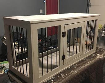 Dog kennel, furniture, dog bed, custom