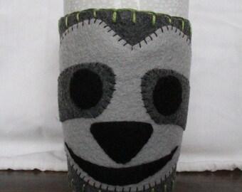 Cup Cozy - Sloth