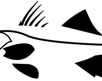 Snook Sticker/Decal