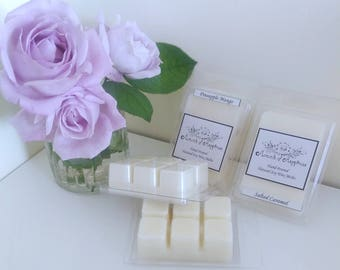 Scented Wax Melts - Hand Poured