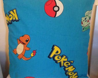 Pokemon Cushion PINK back