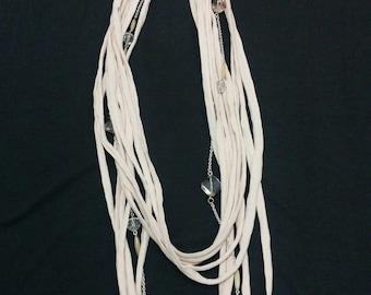T Shirt necklace