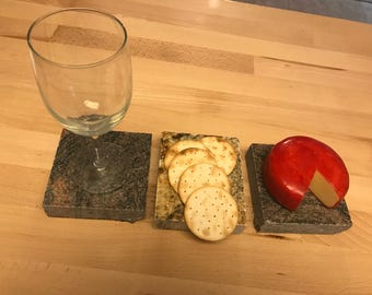 Granite Coasters/Paper Weights