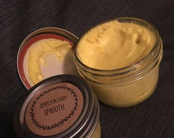 Smooth Whipped Body Butter
